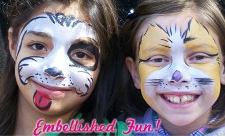 Embellished Fun - Embellished Fun in