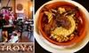 Troya - Inner Richmond: $15 for $30 Worth of Turkish Cuisine at Troya