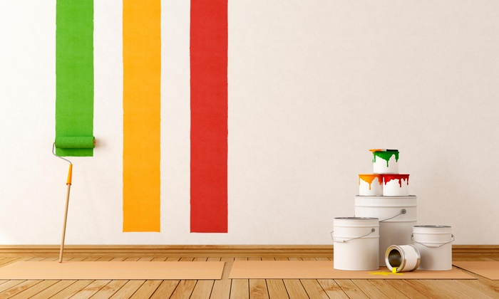SunnySide Realty - Buffalo: $99 for One Room of Interior Wall Painting, Up to a 12'x15' Room ($180 Value) — SunnySide Realty