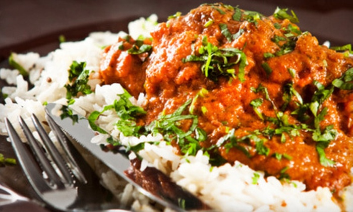 Airport Bukhara - Toronto Pearson International Airport: $20 for $40 Worth of Indian Fare at Airport Bukhara in Mississauga