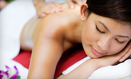 30-Minute Swedish Massage (a $40 Value) - Healthy Habits & More in Georgetown