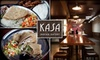 Kasa Indian Eatery - Multiple Locations: $15 for $30 Worth of Indian Fare at Kasa Indian Eatery