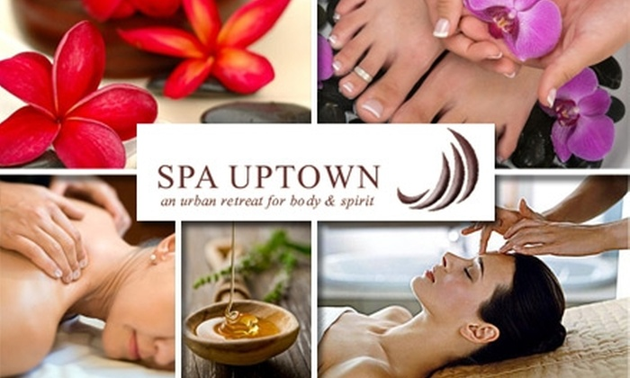 Spa-Uptown - Rochester: $25 for $50 Worth of Hair or Salon Services at Spa-Uptown