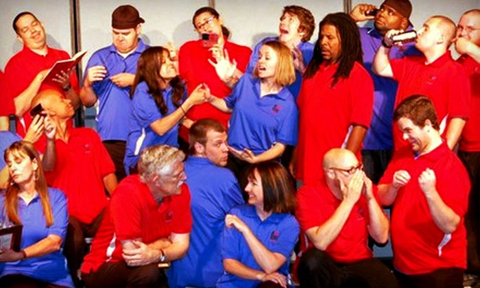 National Comedy Theatre Phoenix - Mesa: One or Four Tickets to Improv Comedy Show at National Comedy Theatre Phoenix in Mesa