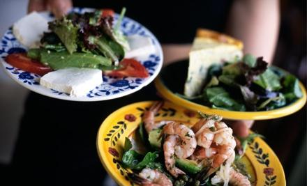 Tapas Meal for 4 - Tapastry Restaurant in Montclair