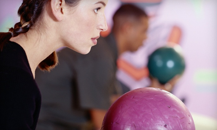 Bowl Mor Lanes - East Syracuse: Bowling Outing for Two or Four at Bowl Mor Lanes in East Syracuse
