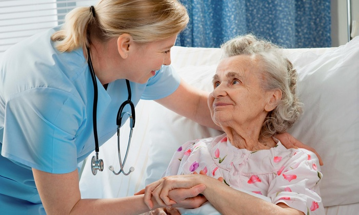 Gentle Hands Home Care - New York City: Eight-Hour Stay with Services for Seniors at Gentle hands home care (45% Off)