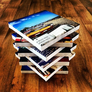 Custom Square Photo Canvas in Choice of Size from AED 19 (Up to 85% Off)