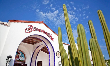 2 or 3 Nights for Two w/ Optional Breakfast, Drinks & Massages at Rosarito Beach Hotel & Spa in Mexico;...