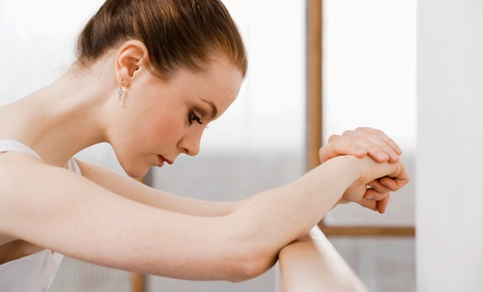 $45 for Five Ballet Barre Classes at Evette's Dance & Fitness Club ($150 Value)