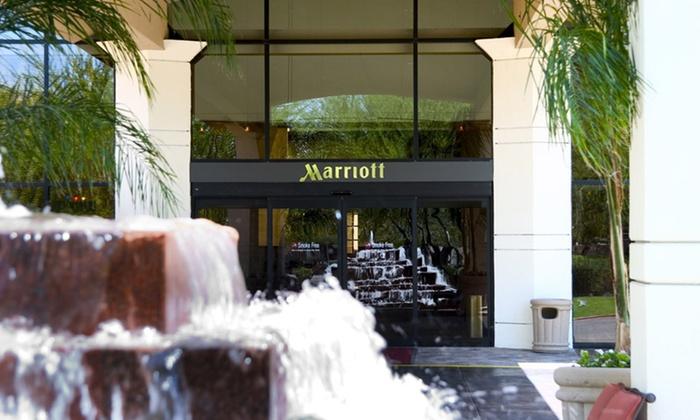 Phoenix Marriott Mesa - Mesa, AZ: One- or Two-Night Stay at Phoenix Marriott Mesa in Mesa, AZ