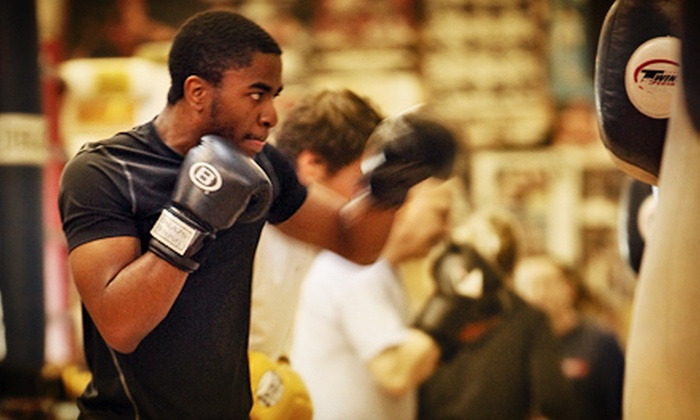 Church Street Boxing Gym - Tribeca: $30 Worth of Boxing and Martial-Arts Classes