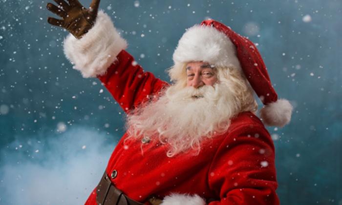 Foto Vere Di Babbo Natale.La Casa Di Babbo Natale Fino A 4 Ingressi Al Parco Con Spettacoli Da 14 Invece Di 26