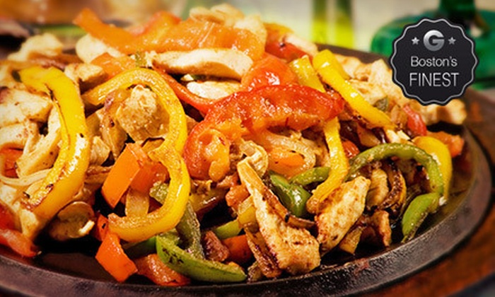 Sunset Cantina - Coolidge Corner: Tex-Mex Cuisine at Sunset Cantina (Half Off). Four Options Available.