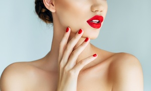 Fabulous Nails & Beauty Salon: Shellac Manicure, Pedicure or Both at Fabulous Beauty at Goldfingers Salon