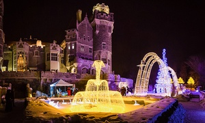 Casa Loma: Magical Winterland Nights for One or Two at Casa Loma (Up to 31% Off). Five Dates Available.