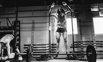 Beginner's CrossFit Package with Two or Four Weeks of Unlimited Classes at CrossFit Manayunk (Up to 84% Off)