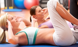 Venus - A Fitness Studio For Her: $49 for One Month of Morning Group Training Classes at Venus - A Fitness Studio For Her ($219 Value)