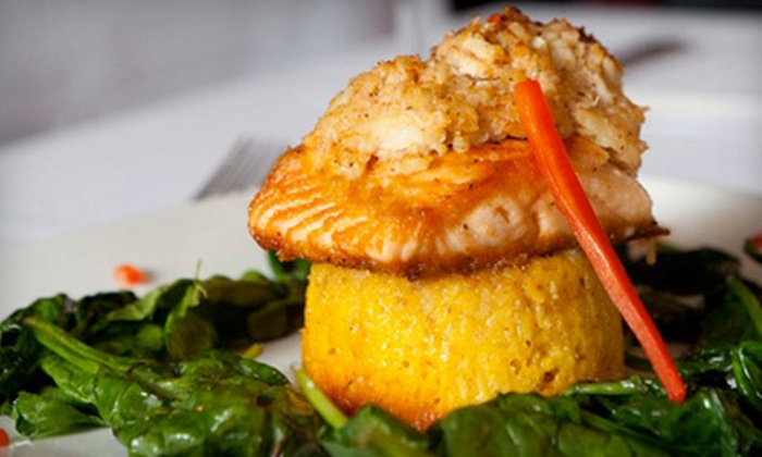Ristorante Piccolo - Georgetown: $20 for $40 Worth of Italian Cuisine at Ristorante Piccolo