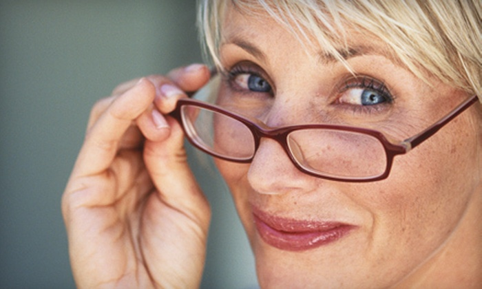 Boyd Eyecare - Mansfield: $50 for an Eye Exam and $200 Toward a Complete Pair of Glasses at Boyd Eyecare in Mansfield (Up to $309 Value)