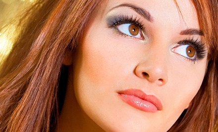 Permanent Makeup Application on One Area (a $200 value) - Perfect Ten Nails in Reynoldsburg