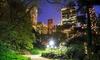 After-Dark Ecological Tour of Central Park - Central Park: See the Nocturnal Wildlife of Central Park After Dark