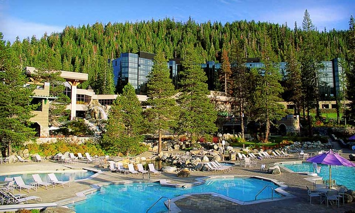 The Resort at Squaw Creek - Resort At Squaw Creek Condo: $149 for a One-Night Stay for Up to Four at the Resort at Squaw Creek in California (Up to $301 Value)