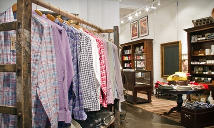 MartinPatrick3 - North Loop,Warehouse District: $35 for $70 Worth of Luxury Men's Accessories at MartinPatrick3
