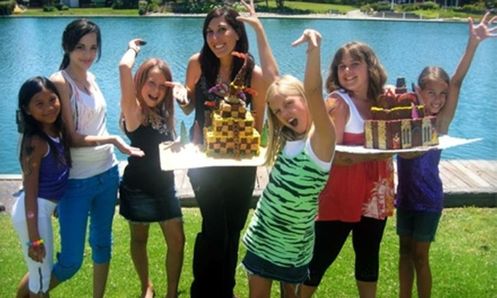 Christina's Art Adventure Camp - Belmont: $195 for a Five-Day Summer-Camp Session at Christina's Art Adventure Camp in Belmont ($390 Value)