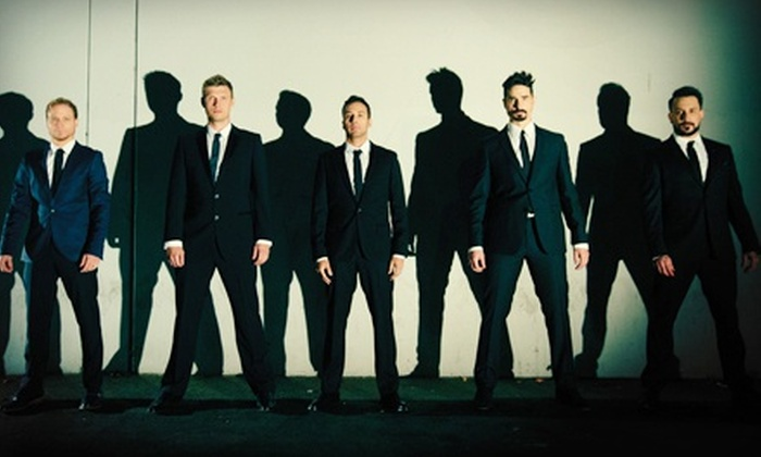 Backstreet Boys: In A World Like This Tour - Cedar Park: Backstreet Boys: In a World Like This Tour with DJ Pauly D at Cedar Park Center on September 1 (Up to $71.52 Value)