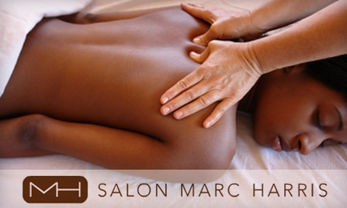 Marc Harris - Downtown: $65 for 80-Minute Massage ($135 Value) or $45 for 50-Minute Massage ($90 Value) at Marc Harris