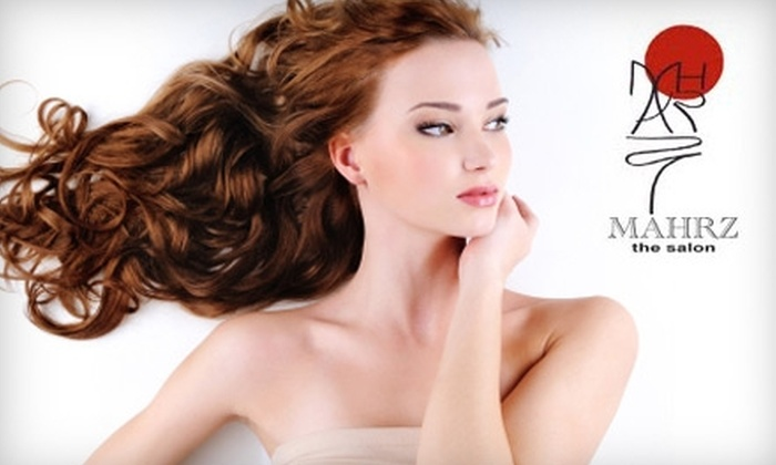 MAHRZ the Salon - Centennial: $35 for $70 Worth of Services at Mahrz the Salon