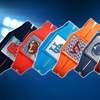 Up to 53% Off Ion-Infused Logo Wristband