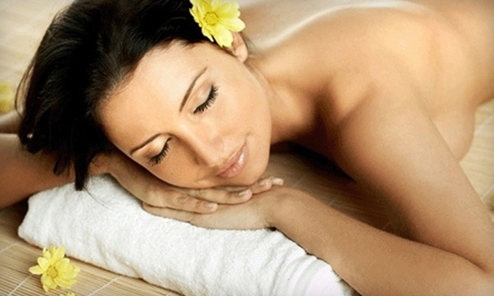 Why Knot Massage and Healing - Multiple Locations: $30 for a Full-Body Hot-Towel Massage at Why Knot Massage and Healing ($65 Value)