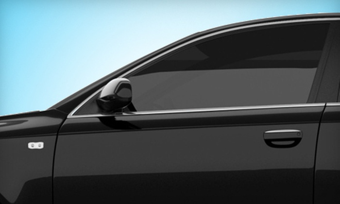 Advanced Equipment Inc. - Southborough: Standard Window Tinting for Two Front Windows or Clear Bra Film Application at Advanced Equipment Inc. (Up to 54% Off)