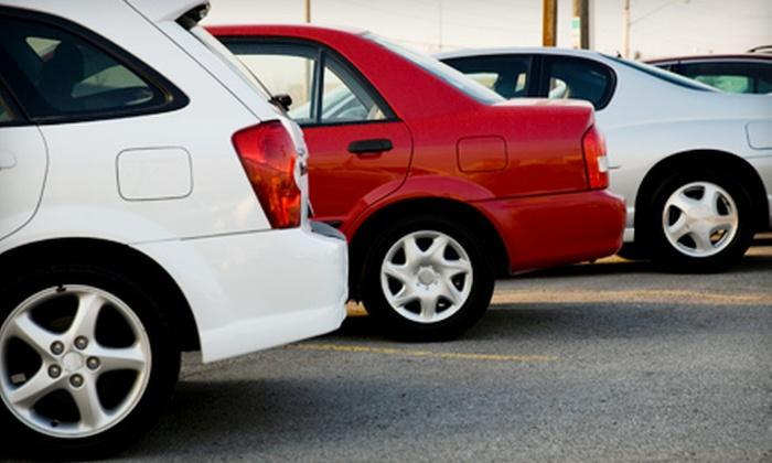 ParkEzFly - Jacksonville North Estates: Airport Parking & Shuttle Services from ParkEzFly. Three Options Available.