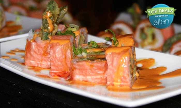 Sushi Smackdown - Multiple Locations: $69 for a Sushi-Competition Dinner and Sushi Bucks for Two at the Sushi Smackdown ($154.38 Value). 16 Dates Available.
