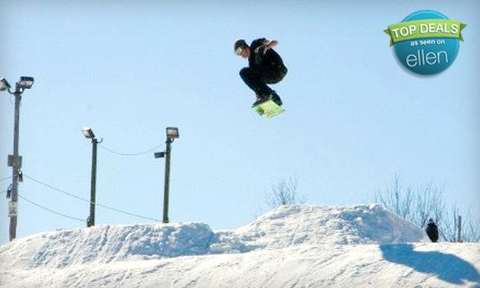 Four Lakes Snowsports - Lisle: Skiing and Snowboarding Outings at Four Lakes Snowsports in Lisle (Up to 52% Off). Four Options Available.