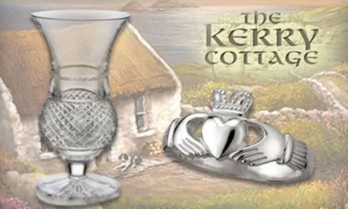 The Kerry Cottage - St Louis: $18 for $40 Worth of Irish Goods at The Kerry Cottage