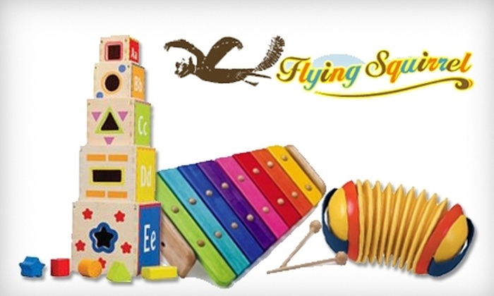 Flying Squirrel - Greenpoint: $10 for $25 Worth of New and Nearly New Children's Items at Flying Squirrel in Brooklyn