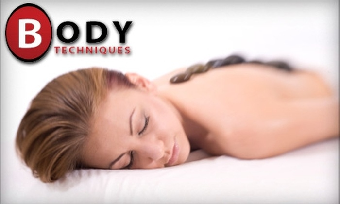 Body Techniques - Alameda: $50 for $100 Worth of Massage and Acupuncture at Body Techniques in Alameda