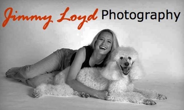 Jimmy Loyd Photography - Greenway/ Upper Kirby: $60 for a Three-Hour Beginner Studio Lighting Class for Portrait and Still Life Photography at Jimmy Loyd Photography ($150 Value)