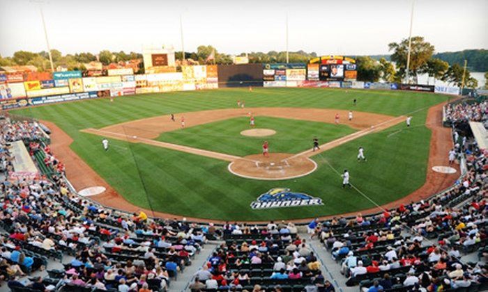 Trenton Thunder - South Trenton: $32 for a Trenton Thunder Baseball Outing for Two (Up to $78 Value). Choose Between Two Games.