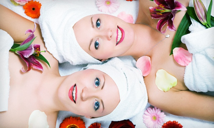 Studio 6 Salon & Spa - Florissant: $133 for a Mother-Daughter Spa Package at Studio 6 Salon & Spa in Florissant ($266 Value)
