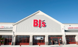 Up to 56% Off a One-Year BJ's Inner Circle Membership  at BJ's Wholesale Club, plus 9.0% Cash Back from Ebates.
