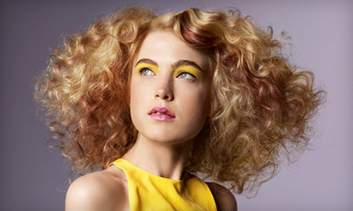 Allure Hair Salon - Hollywood: Kerastase Deep-Conditioning Treatment, Hair Extensions, or Double-Process Color at Allure Hair Salon in Hollywood (Up to 71% Off)