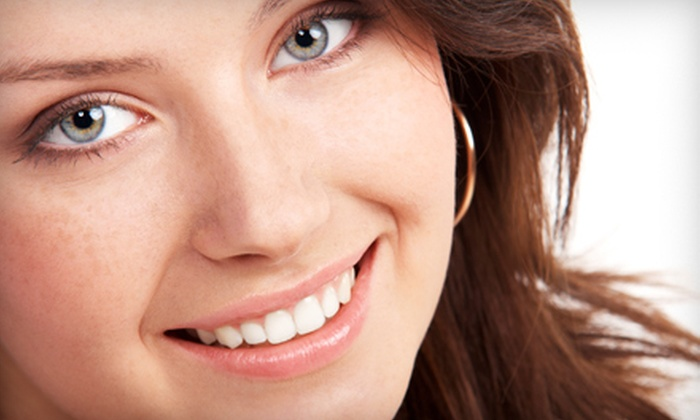 Discover Dental Care - Shawnee West Office Park: $139 for Zoom! Teeth-Whitening Treatment and Dental Exam at Discover Dental Care in Shawnee ($565 Value)