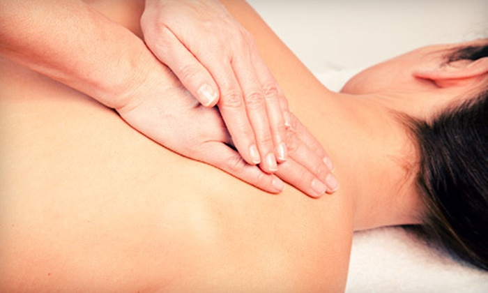 Crystal Clear Massage Inc. - Little Neck: $35 for a One-Hour Massage with Aromatherapy at Crystal Clear Massage, Inc. (Up to $70 Value)