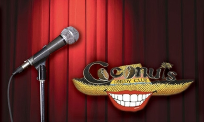 Coconuts Comedy Club - Brandon: $5 for One Ticket to Coconuts Comedy Club ($10 Value)