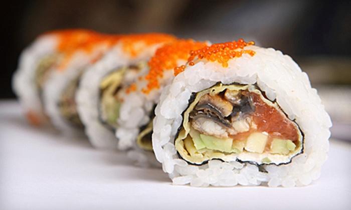 Hirosaki Prime - Broadmeadow Brook: $10 for $20 Worth of Sushi, Steak, and Hibachi-Style Japanese Cuisine at Hirosaki Prime